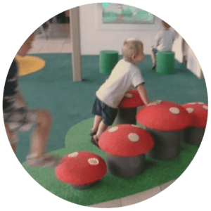 Outdoor Electronic Playground Equipment With Smart Floor